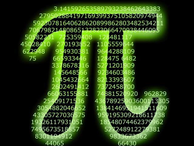 Lesson 16: Pi