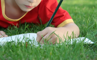 Inspiring Kids to Write Well